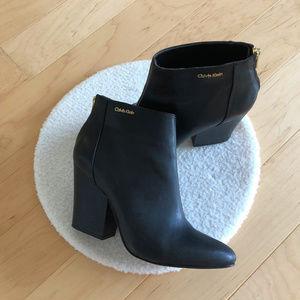 Calvin Klein Zorrina Modern Bootie Size 7
